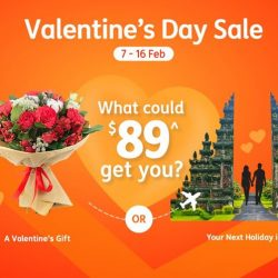 Jetstar: Valentine's Day Sale with All Inclusive One-Way Fares from SGD89 to Bali, Phuket, Okinawa & More!