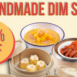 Shang Social: Enjoy 50% OFF Handmade Dim Sum For A Limited Time Only!