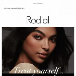 [RODIAL] Meet The Newness You Need Right Now ✨