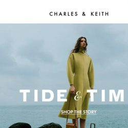 [Charles & Keith] Tide And Time