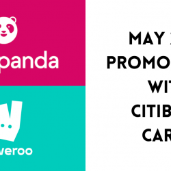 Foodpanda/Deliveroo: Food Delivery Codes for Citibank Cards!