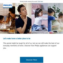 [PHILIPS] Let's make home a better place to be