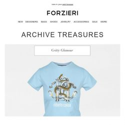 [Forzieri] Hard to find Tops & Shirts handpicked by our Editors