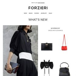 [Forzieri] Just in by Givenchy, Longchamp & Marge Sherwood
