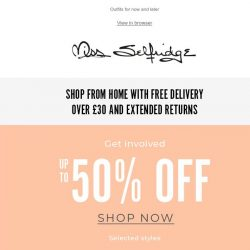 [Miss Selfridge] Nail your day to night style
