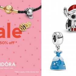 Pandora: Sale with Up to 50% OFF Disney Collection & More!