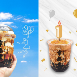 Xing Fu Tang: Enjoy Signature Brown Sugar Boba Fresh Milk at Only $1 with Any Purchase!