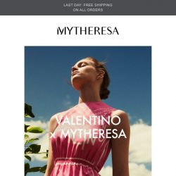 [mytheresa] Valentino x Mytheresa: the exclusive Escape capsule collection