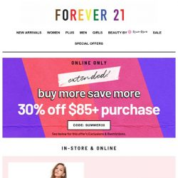 [FOREVER 21] This weeks Best Sellers!