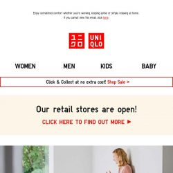 [UNIQLO Singapore] Get intimate with NEW daily essentials