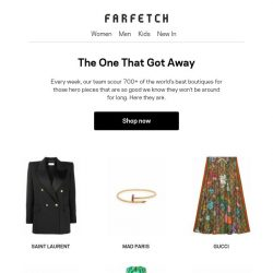 [Farfetch] Meet the most wanted