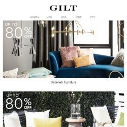 [Gilt] Up to 80% Off The World of Safavieh. Time to redecorate.